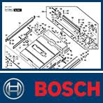 Bosch Table Saw Parts Diagram And Partlist