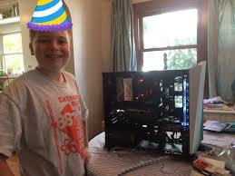 "Avery Wagar on Twitter: ""Birthday #VR rig build!… """