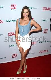 Los Angeles Nov 21 Adriana Chechik   Celebrities Stock Image 1568587642