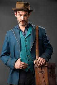 Who is Adam Rothenberg? Ripper Street actor who plays Captain ...