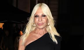 donatella versace latest news