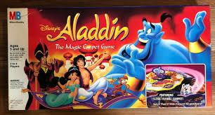 magic carpet ride board game