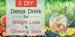 5 delicious detox water recipes for