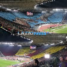 """Derby, la scenografia della Nord: """"La Lazio non proviene da… la ..."""