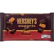 dark chocolate nuggets nutrition