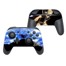 Buy The Legend Of Zelda Breath Of The Wild Vinyl Cover Decal Skin Sticker For Nintendo Switch Pro Controller Gamepad Ski