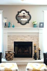 fireplace hearth remodel ideas red