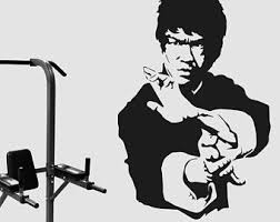 Bruce Lee Decal Etsy