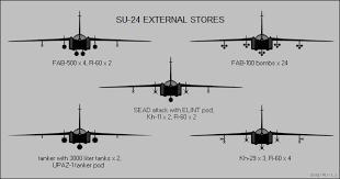 The Sukhoi Su 24 Fencer