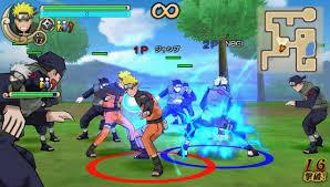 Naruto Shippuden Ultimate Ninja Impact (PSP)