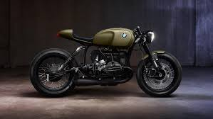 firm creates mouth watering bmw cafe racer