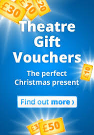theatre ticket gift vouchers for london