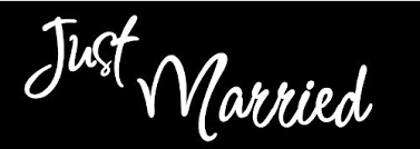 Just Married 22 X8 Car Window Decal Angie D Banueloser