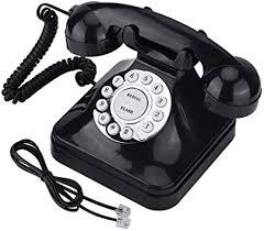 vintage landline phone retro wire
