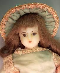 Pin on Antique Wax Dolls