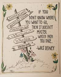 which path you take these classic disney quote tattoos will make
