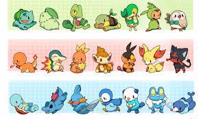Kết quả hình ảnh cho best starter pokemon