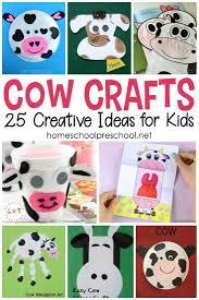 25 Fantastic Farm Animal Crafts For Preschool Kids