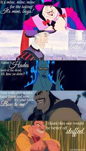 in a world of my own disney villains quotes