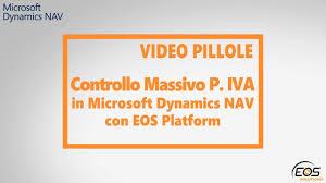 Controllo Massivo Partita IVA (Platform)