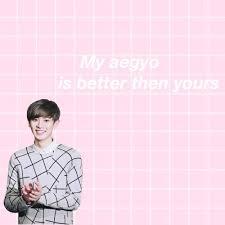 aegyo baekhyun baekyeol boy chanyeol chen cute do edit