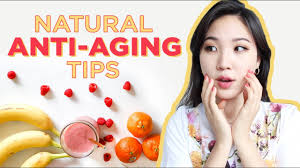🌱All Natural Anti-Aging Secrets: Diet, Skincare & Lifestyle Tips To  Prevent Aging Skin - YouTube