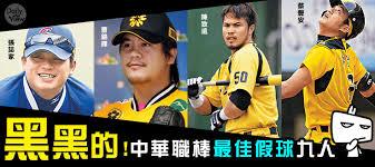黑黑的!中華職棒最佳假球九人  每日排名調查  DailyView 網路溫度計