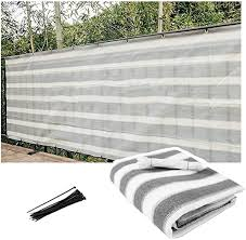 Amazon Com Liangjun Shading Sunshade Net Privacy Fence Screen Mesh Sun Protection Backyard Rails Balcony Outdoor 168gsm Customized Color A Size 1 5mx6m Home Kitchen