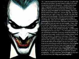 my favorite joker quote from the killing joke made as a