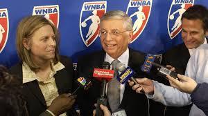 In launching WNBA, David Stern helped grow women's basketball