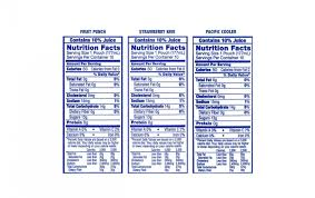 capri sun fruit juice pouches variety