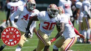 Camp Highlight: Rookie Prince Charles Iworah Breaks up Pass - YouTube