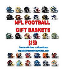 nfl football gift baskets 150