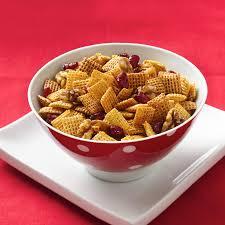 cranberry nut cinnamon chex mix recipes