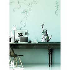 Shop Statue Of Liberty Polygonal Wall Decal Usa Polygon Modern Wall Art Ny Sticker Overstock 31891474