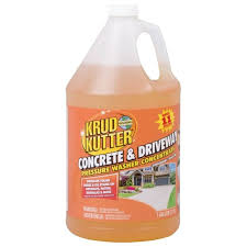 Krud Kutter 1 Gal Deck And Fence Pressure Washer Concentrate Case Of 4 Hd Supply