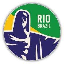 Rio De Janeiro Brazil Label Car Bumper Sticker Decal In 2020 Brazil Rio De Janeiro Brazil Car Bumper Stickers