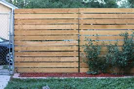 Our Privacy Fence Solution Cedar Panel Diy Smile And Wave