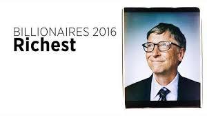 full list of every american billionaire