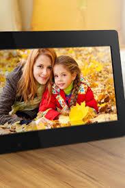 load pictures onto a digital frame