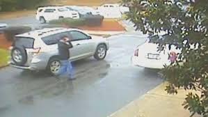 purse theft caught on camera