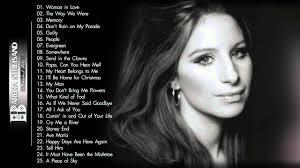 Barbra Streisand Greatest Hits - The Best Music Of Barbra ...