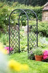 heavy duty garden arches