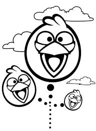 Kleurplaten En Zo U00bb Kleurplaten Van Angry Birds Stella
