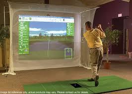 golf simulator yzer super