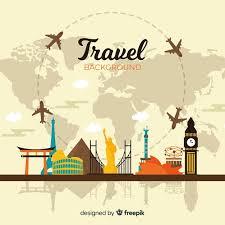 travel free vectors stock photos psd