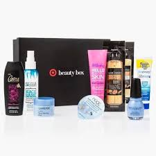 new march 2016 target beauty box just 5