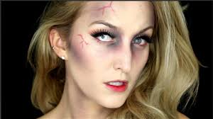 quick easy zombie makeup tutorial