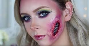 halloween makeup tutorials that mix
