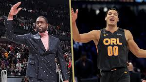 Dwayne Wade wants to discuss 2020 Slam Dunk Contest with Aaron ...